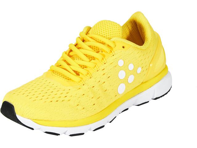 Craft V150 Engineered Zapatillas Mujer, amarillo